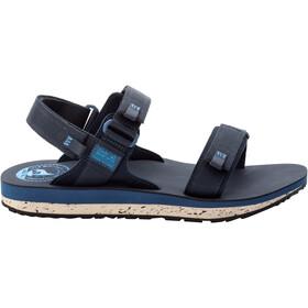 Jack Wolfskin Outfresh Deluxe Sandals Men, niebieski